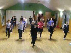 God Blessed Texas Line Dance - Shirley Batson