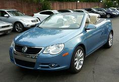 Convertible, Vw Eos, Vroom Vroom, My Ride, Volkswagen, Bmw, Cars, Vehicles, Infinity Dress