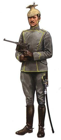Oficial. Regimiento de Ulanos (lanceros) 1915.jpg