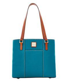 b36a15c9a8ac Dooney   Bourke Celadon Small Lexington Leather Tote. Best HandbagsTote ...