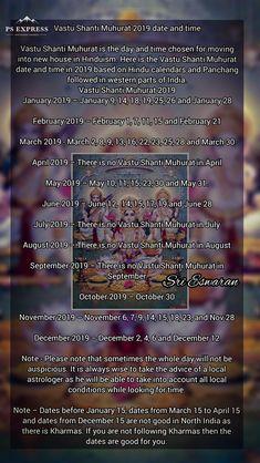 karthika masam 2019 telugu calendar dates
