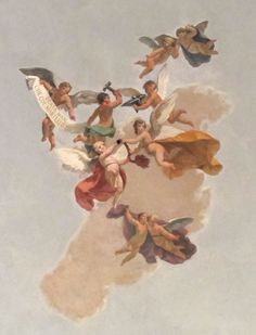 Museo di Casa Martelli - Firenze - Salone da ballo - soffitto