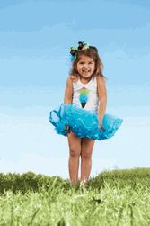 Birthday Boutique- Wild Child Ice Cream Cone Tutu Dress- Trendy and Stylish Birthday Outfits and Birthday Gifts for kids Find Buy Shop Compare LollipopMoon.com only $29.95 - Wild Child Collection