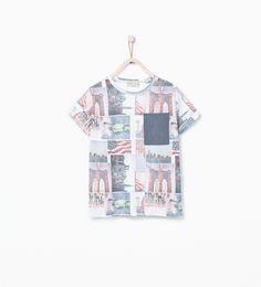 Animal Garçons Jeunes Board Graphique Casual à manches longues T-shirt à encolure ras-du-Cou Tee Top