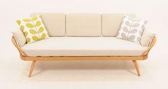 ercol studio couch | lucian ercolani