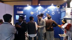 etailing India Omni Tech Summit, Bangalore'15 : We are here with SAP hybris. Join us for some interesting conversations about leveraging Omnichannel Ecommerce for your business growth! http://www.embitel.com/ecommerce-services/hybris