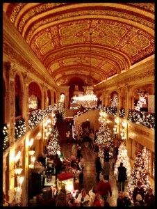 The Embassy Theatre in Fort Wayne, Indiana. This is where we had our wedding reception.