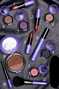 12 pcs MAC Selena Limited Edition Complete Collection *FREE SHIPPING* #MAC