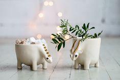I Make These Magical Ceramic Animals | Bored Panda