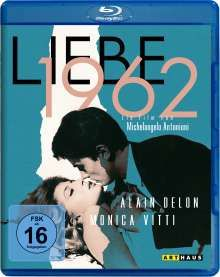 Liebe 1962 (Blu-ray), Blu-ray Disc