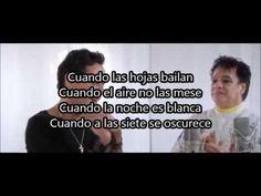 Juan Gabriel - Yo Te Recuerdo ft Marc Anthony - Letra