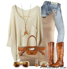 Cute fall fashion