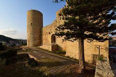 https://flic.kr/p/vTWMSk | Castle of Salemi, Sicily 088