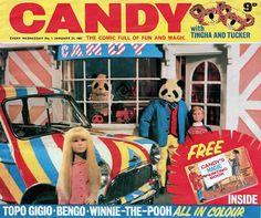 Candy comic 1967