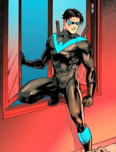 (Nightwing #22)
