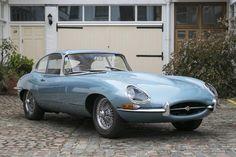 1965 Jaguar E-Type 4.2 Litre Fixed Head Coupe