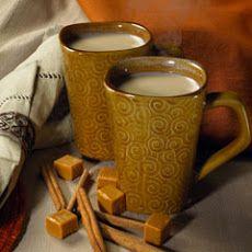 Vanilla Caramel Truffle Latte 1 C water, 1 C 1% milk, 2 cinn. sticks. 3 Lipton Van. Caram. Pyram. Tea bags, 2 T sugar- 18 min. for 2