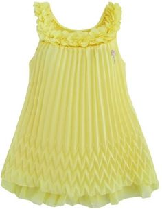 Girls Top Shirt Pleated Flower Yellow Tank Party Size 4-5 Sunny Fashion,http://www.amazon.com/dp/B00CPGJ2OW/ref=cm_sw_r_pi_dp_wAYBsb1V27FH2GZS