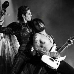 Jane's Addiction: Perry and Dave. In love with Perry's voice, so unique