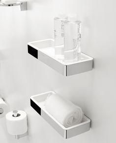 Cosmic Container cromo minimalism