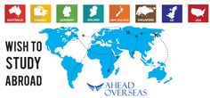 Ahead Overseas is an overseas educational consultancy firm that offers the best and the most professional guidance to the students in India who are keen about pursuing their dream studies abroad