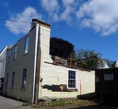 Demolition by Developer Day 2: 25 Carlton Street, Salem, Massachusetts