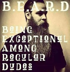 Definition Of A Beard From Beardoholic.com