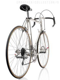 RIGI Bici Corta - Chromed out