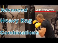 Advanced Heavy Bag Combinations | Session 3 - YouTube