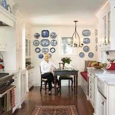 Image result for white cottage kitchen