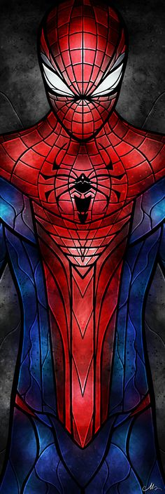 Spidey by Mandie Manzano