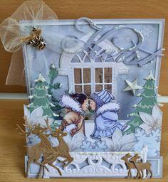 Astrids Kaarten, Christmas card