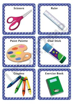 Get your classroom sorted for the new school year with these handy labels!   To download, visit lessonzone.com.au