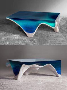 Ocean Floor Table