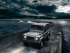 Land Rover Defender terá novo motor diesel 2.2 litros