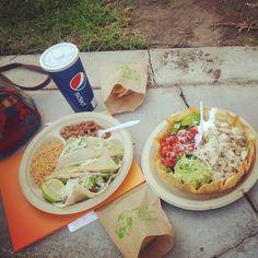 @dorismunozmusic Baja Fresh Express date :) CSUF