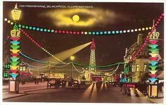 The Blackpool Illuminations - 100th Anniversary