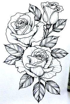 Should add this piece to my skull n rose tattoo .-Sollte dieses Stück zu meinem Schädel n Rose Tattoo hinzufügen … Tatowierung – flower tattoos designs This piece should go with my skull n rose tattoo add tattoo - Tattoo Design Drawings, Flower Tattoo Designs, Art Drawings, Tattoo Flowers, Rose Drawing Tattoo, Rose Drawings, Tattoo Roses, Daisies Tattoo, Rose Tattoo Leg