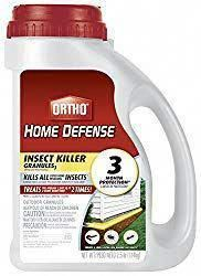 Ortho 0200910 Home Defense Max Insect Granules Ticks Fleas Treatment Facts Yard Pest Control Diseases Related Best