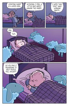 KaBOOM Peanuts Vol. 2 #20 - Ewe First 2