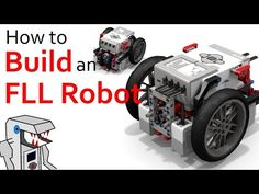 How to Build an FLL Robot - 8 Simple Tips - Great tips, see 7 for info about rear wheels, see 8 for info re: dog gears
