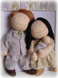 Papai de terno by Doll's Boutique-Cláudia Kuba, via Flickr