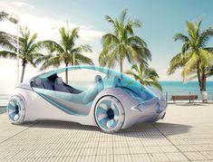Buick Ula Amphibious Vehicle by Joshua Henry