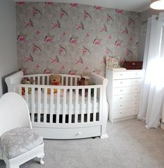 Baby Elston-Moscrop Nursery  #originaldesign #nursery #babyroom