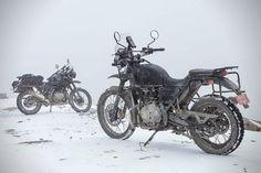 Royal Enfield Himalayan Adventure Motorcycle 8