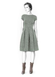 Kleid - Schnittmuster #4324