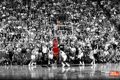 Michael Jordan and the Chicago Bulls ruled sports during my childhood.
