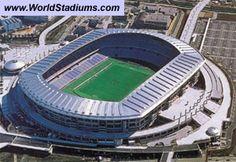 Yokohama Stadium, Yokohama Japon