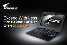 Hi there This week MyBroadband partnered with Gigabyte and Rectron to give away a AORUS Plus laptop worth around Gaming products pioneer. Competition, Laptop, Laptops