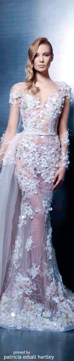 Ziad Nakad Couture 2015